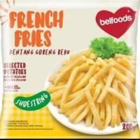 Kentang Goreng Shoestring 200 G Belfoods French Fries