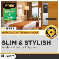 e-Guard Kunci Pintu Hotel Digital Door Lock Kamar / Kosan CX1835