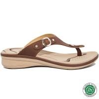 Homyped Clarisa N41 Sandal Wanita Coklat