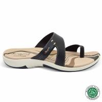 Homyped Ashley N33 Hitam Sandal Wanita