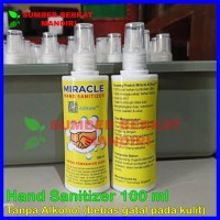 Hand Sanitizer Spray 100 ml