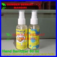 Hand Sanitizer Spray 60 ml