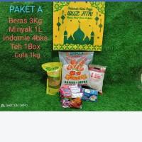 paket sembako/parcel lebaran/bingkisan lebaran/parcel murah