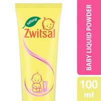 Zwitsal Baby Liquid Powder Natural 100ml Bedak Bayi
