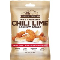 Chili Lime Cashew Snack East Bali Cashews