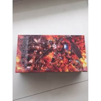 MG Gundam Unicorn MS Cage Daban Model 1/100 MG Tanpa decal dan stiker