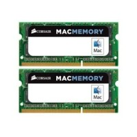 Corsair Mac Memory 16GB DDR3L SODIMM Memory CMSA16GX3M2A1600C11