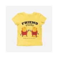 Little Friendfries Friendship Tshirt Kids