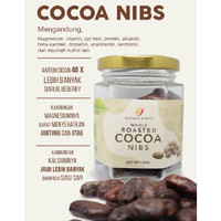 Organic Whole Roasted Cocoa Nibs - Super Food