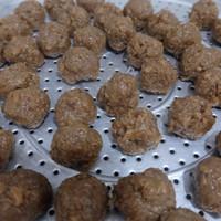 Bakso vegetarian pentol urat kaki jamur