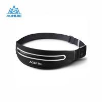 Aonijie Waist Bag E919 - Tas Pinggang lari sepeda gym - Black