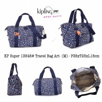 Tas kipling super 13848 travel tote art M import