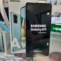 Samsung A71 garansi 11 bulan mulus
