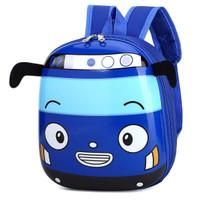 Tas Ransel Sekolah Anak Backpack Model Bus Tayo - Tas Anak Termurah