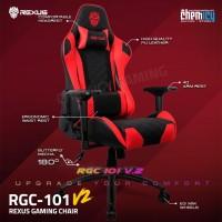 Rexus Gaming Chair / Kursi Gaming RGC 101 Red