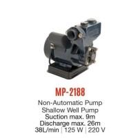 uchida mp 2188 pompa air listrik manual
