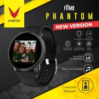 VYATTA Fitme Phantom Smartwatch-Watch Faces,Sports,Full Touch Screen