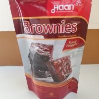 HAAN BROWNIES INSTANT CAKE MIX 230G