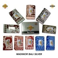 Sarung tenun Wadimor bali Silver
