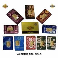 Sarung tenun Wadimor bali Gold