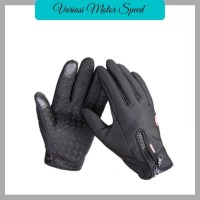 Sarung tangan Touch screen layar sentuh HP motor handphone gloves VMS