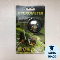 Exoterra Hygrometer Reptil|Alat Ukur Humiditas|Hygrometer