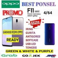 OPPO F11 RAM 4/64 GARANSI RESMI OPPO INDONESIA