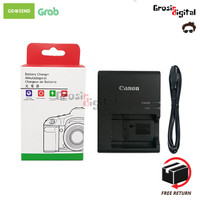 Charger Canon LC-E17 for EOS M3, M5, M6, 750D, 77D