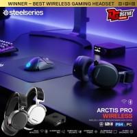 Steelseries Arctis Pro Wireless Gaming Headset - Garansi Resmi 1 Tahun