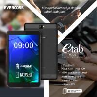 Tablet Evercoss eTab Plus 2/16 Ram 2GB Internal 16GB Garansi Resmi