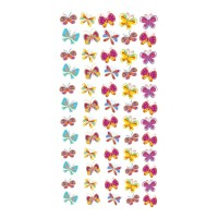 Lolitattoo Temporary Nails Tattoo Butterfly