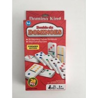 Mainan Domino King Double Six Dominoes
