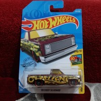 Hotwheels 83 Chevy Silverado Chalenge