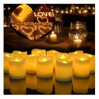 Lampu Lilin Elektrik LED Mini Candle LED light Lampu Dekora