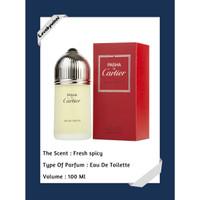 Cartier Pasha de Cartier EDT Parfum Pria