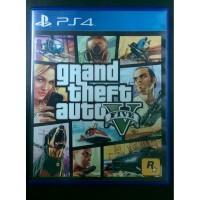 BD PS4 Grand Theft Auto V / GTA 5