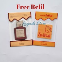 Parfum mobil zwitsal/baccarat free refill