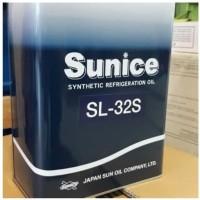 1 Kaleng Oli Suniso Sunice SL-32S @ 4 Liter