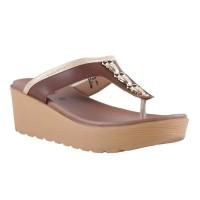 Sandal Wedges Wanita Carvil Future/Sandal Carvil Wanita/sandal Wanita
