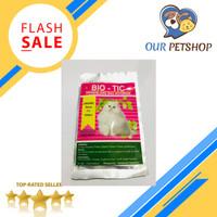Biotic 50 gr- Penghilang Bau Kotoran Kucing / Anjing / Bio-Tic Cat Dog
