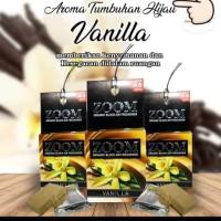 parfum zoom/zoom organik/parfum mobil/pewangi ruangan aroma VANILLA