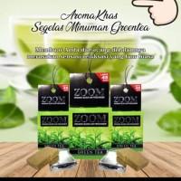 parfum mobil/pewangi ruangan aroma GREEN TEA