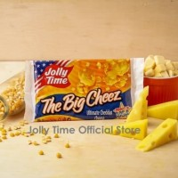 Jolly Time Mircowave Popcorn - The Big Cheez Product Of USA