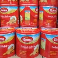 Biskuit Roma Kelapa Kaleng 450gr