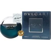 BEST SELLER Parfum Pria Bvlgari Aqua Agva EDT 100 Ml impor Original