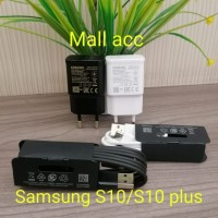 CHARGER SAMSUNG S1O S10+ PLUS S10e FAST CHARGING ORIGINAL TYPE C