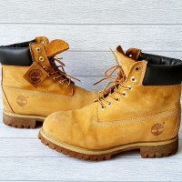 Sepatu Boots Timberland (Size 42) Original / Asli