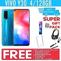 VIVO Y30 Ram 4/128GB Garansi Resmi VIVO INDONESIA