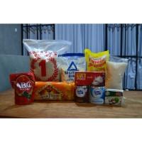 Parcel Berkah Sembako Big 7 ( Free Goody Bag )
