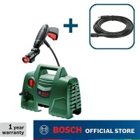Bosch High Pressure Washer with Extension Hose 6M Easy Aquatak 100